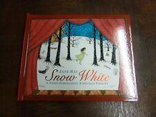 SNOW WHITE - JANE RAY - LIVRE ANIMÉ - POP UP ( ANGLAIS )