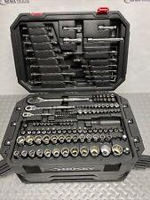 Husky Mechanics Tool Set #1005 422 393 Incomplete (P-18)