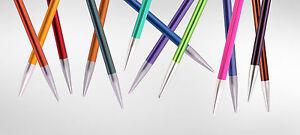 Knit Pro Zing Fixed Circular Needles 25cm,40cm, 60cm, 80cm, 100cm, 120cm & 150cm