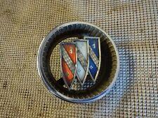 1964 Buick Electra 225 LeSabre Estate Wagon Grill Tri Shield Emblem 1364331
