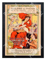 Historic Huilerie Of Phenix Olive Oil 1905 Advertising Postcard