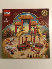 LEGO Seasonal Lion Dance | Löwentanz (80104) Chinese Festival - NEW / NEU
