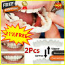 NEW UPPER & LOWER MAGIC TEETH BRACE TEMPORARY SMILE COMFORT FIT COSMETIC DEN #27