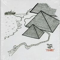 Trouble Over Tokyo - Pyramids (2008 CD) New & Sealed