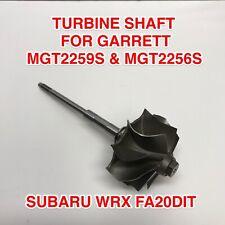 MGT2259S TURBINE SHAFT FOR SUBARU WRX FORESTER XT FA20DIT GARRETT MGT2256S TURBO