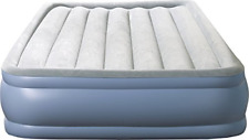 Simmons Beautyrest Hi-Loft Inflatable Air Mattress: Raised-Profile Air Bed with