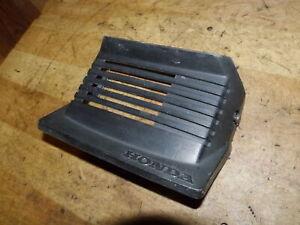 Abdeckung Gabel vorne / fork cover / Honda FT 500-PC07