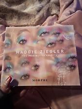 Morphe X Maddie Ziegler The Imagination Palette New in box Ulta exclusive