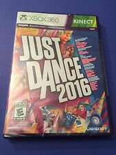 Just Dance 2016 (XBOX 360) NEW