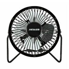 Heller HVF10UBK Mini Desk Fan