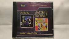 JACOB'S TROUBLE -self-titled & Let The Truth Run Wild SEALED CD Classic Archives