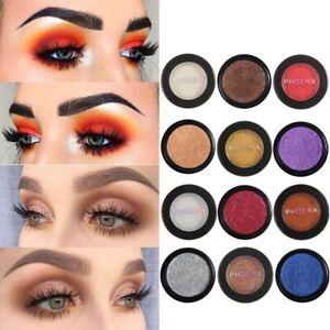Eyeshadow Palette Glitter Pigments Waterproof Long Lasting Easy To Wear 24 Color