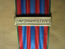 Agrafe AFGHANISTAN  pour la Médaille Commémorative Française