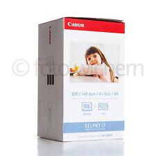 Canon KP 108 IN Druckerpapier für Selphy CP 800,810,820,900,910 Drucker