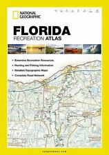 National Geographic Recreation Atlas: Florida Recreation Atlas by National...