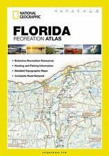 National Geographic Recreation Atlas: Florida Recreation Atlas by National...