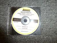New Holland W50BTC W60BTC W70BTC W80BTC Wheel Loader Service Repair Manual CD