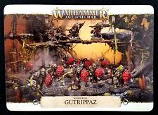 10 Gutrippaz Warhammer Sigmar Dominion Kruleboyz Orruk War Clans Orc Orks