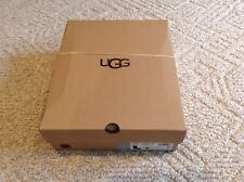 UGG Boots: Brand New Women's Black Classic Short Leather Size 9