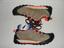 Clark's Outdoor Outlay South Hiking Cushioned Nubuck Leather Shoe Women's 8
