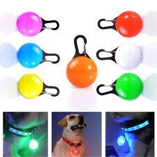 Mini LED Glow Flashing Pet Dog Cat Pendant High Quality Safety Night Light RK842