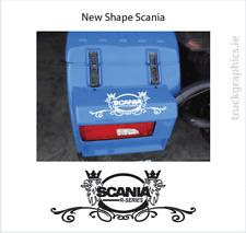 SCANIA Nouvelle Forme Griffin Queue Lampe Couvrir 1 badge camion Emblème Autocollant