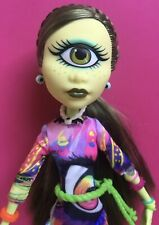 Monster High Iris Clops I Love Fashion doll + outfits 2014