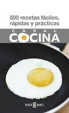 500 recetas rapidas, faciles y practicas (Spanish Edition)-ExLibrary