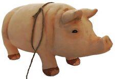 Sparschwein Glücksschwein Schwein große Sau  XXL 55cm Länge