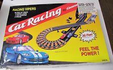 Carrera 50810 Racing Vipers slot car set Two 1:32 cars, 1:24 1:32 slot track