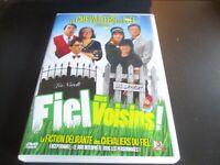 """DVD NEUF """"LES CHEVALIERS DU FIEL : FIEL MES VOISINS"""" fiction délirante"""