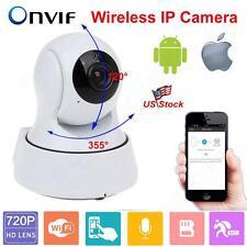 Wireless 720P Network Security CCTV IP Camera WiFi Webcam Baby/Elderly/Pet Care