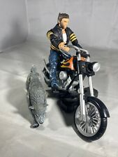 Marvel Legends BATTLE ATTACK LOGAN & WOLF X-men 2 United With Motorcycle