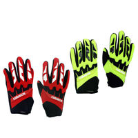 2 Pairs Kids BMX Bike Cycling Skating Outdoor Sports Full Finger Gloves M