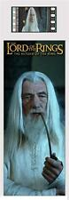 LORD OF THE RINGS Return of the King Gandalf MOVIE FILM CELL PLASTIC BOOKMARK