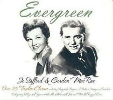 JO STAFFORD & GORDON MACRAE EVERGREEN - OVER 25 TIMELESS CLASSICS - NEW RELEASE