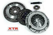 XTR HD CLUTCH KIT+CHROMOLY FLYWHEEL fits 1988-89 TOYOTA COROLLA GTS COUPE 1.6L