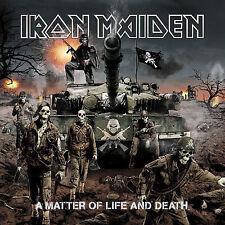Iron Maiden : Matter of Life & Death (Snys) CD
