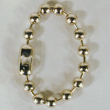 12 XL BALL CHAIN FASHION BRACELET jewelry arm anklet metal connect goth hot new
