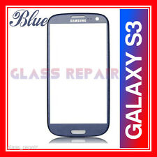 BLU Vetro Ricambio Glass Lens BLUE for SAMSUNG GALAXY S3 I9300 I9301I Neo I9305
