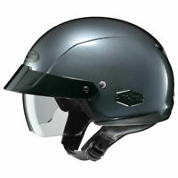 HJC IS Cruiser Motorcycle Helmet Anthracite Large