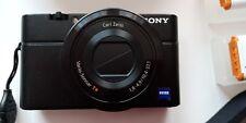 Sony Cyber-shot, DSC-RX100 RX100 digital camera, 20.2MP, GREAT condition