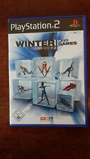 RTL Winter Games 2007 Playstation 2 Neu OVP