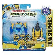 Figurka Transformers Cyberverse Spark Armor Skybyte