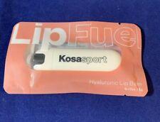 Kosasport Hyaluronic LipFuel Lip Balm 0.17oz NEW IN SEALED PACKAGE