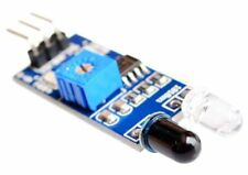 Infrared Obstacle Avoidance Sensor Module Reflection IR Photoelectric Arduino Pi