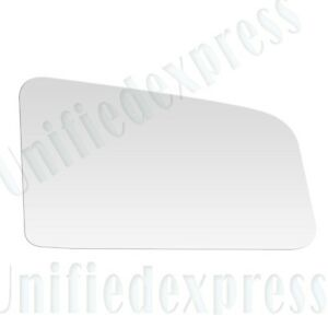 REPLACEMENT MIRROR-GLASS+ADHESIVE~RIGHT PASSENGER SIDE(See Compatibility List)