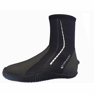 2021 Typhoon Surf Master II 6.5mm Wetsuit Boots - 300183