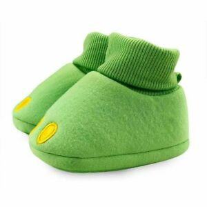 NWT Disney Store Authentic Baby Yoda Costume Shoes The Mandalorian Star Wars