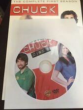 Chuck - Season 1, Disc 3 REPLACEMENT DISC (not full season)